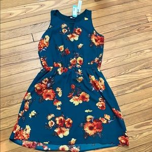 Stitch Fix Dress - NWT 41 Hawthorn Floral Print
